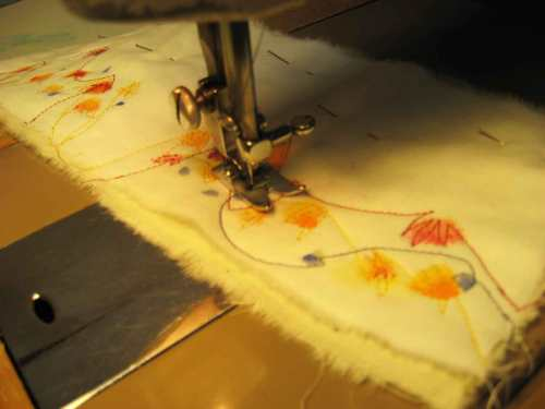 Stitching Color